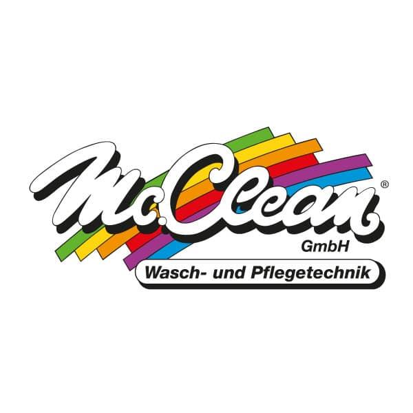 mc.clean logo wasch und pflegetechnik